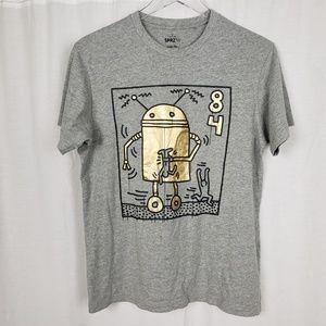 SPRZ NY Robot T Shirt